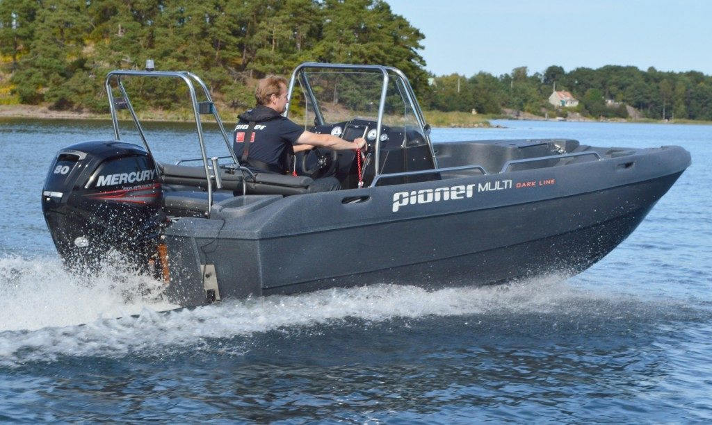 Pioner Multi | Pioner - Easy Boating